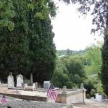 Cemeteries: Catholic, Protestant, Jewish, Jesus Maria