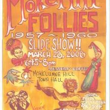 Town Hall Follies 1957-1960