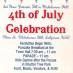 Mokelumne Hill July 4th Celebration