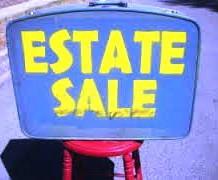 Peek Estate Sale in Mokelumne Hill