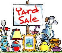 Yard Sale: 8928 W. Center Street