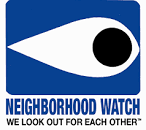 Neighborhood Watch Alert