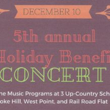 5th Annual Holiday Benefit Concert