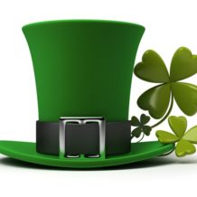 St. Patrick's Day at the Hotel Leger