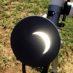 Solar Eclipse in Mokelumne Hill