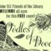 Oodles of Doodles at the Moke Hill Library