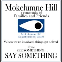 Neighborhood Watch Moke Hill