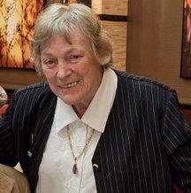 Speaker Irene Perbal at Library/Archives