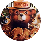 Cancelled:  Smokey the Bear at the Library