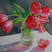 Spring Flowers with Tracy Lewis
