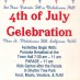 Mokelumne Hill July 4th Celebration