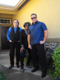 Tres Blues Hombres Return This Sunday