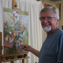 Oil Painting With Howard Rees