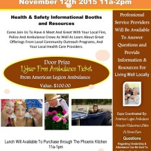 Calaveras Fit & Safe Senior Expo