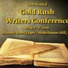 Gold Rush Writers Conference