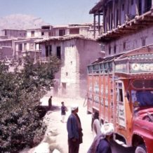 Afghanistan in the 1960s by Virginia Flint